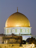 Dome of the Rock Muslim Holy Site