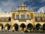 Cloth Hall or Sukiennice in the Market Square or Rynek Glowny