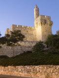 Old City  Tower of David Museum  Jerusalem  Israel