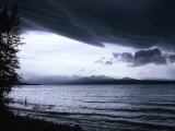 Storm over a Kenai Peninsula Landscape