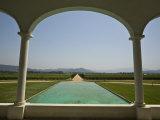 Casablanca Valley  a Wine Growing Region West of Santiago  Chile