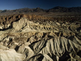 Wind and Water Erosion  and Alluvial Fans in Death Valley