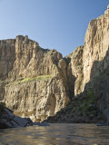 Big Bend National Park  Texas  Rio Grande River Canyon