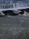 Mysterious Nazca Lines Form Animal and Geometric Figures