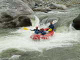 White Water Rafting on the Rio Congrejol River  Honduras