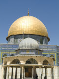 Dome of the Rock Was Erected by the Muslim Ruler Abd El-Malik in 688-691