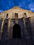 Front Facade of the Alamo