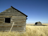 Abandoned Farmstead in Southern Alberta