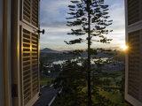 Sunrise from the French Colonial-Era Sofitel Dalat Palace Hotel