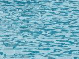 Blue Ocean Water with Gentle Ripples