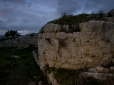 Herod's Palace at Samaria