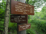 Signs Along the Appalachian Trail