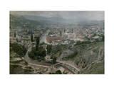 View Overlooking the City of Sarajevo
