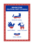 Political Symbol Rejects