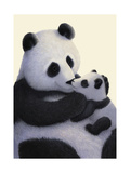 Panda Bear and Cub