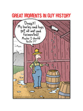 Guy History: Beer