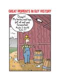 Guy History: Beer