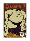 Sumo Wrestler