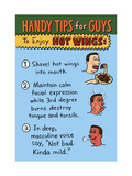 Tips for Guys