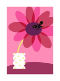 Blooming Flower in Vase
