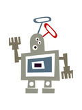 Wacky Waving Robot