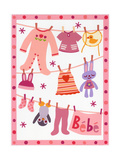 Baby Clothes with Stuffed Animals