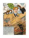 March Wind Calendar