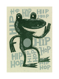 Hip Hop Frog