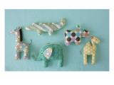 Fabric Baby Animal Toys