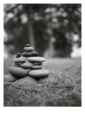Stacked Smooth Stones