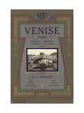 Venice Italy Advertisement