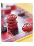 Checkers and Board