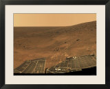 September 1  2005  Panoramic View of Mars Taken from the Mars Exploration Rover