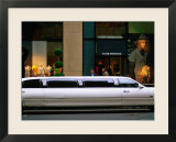 Stretch Limo  Fifth Avenue  New York City  New York