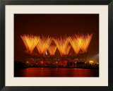 Beijing Olympics Closing Ceremony  Bird's Nest  Beijing  China
