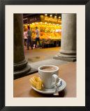 La Rambla  La Boqueria Market  Chocolate con Churros Breakfast  Barcelona  Spain