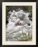 Rafting on the Upper Kern River  Sequoia National Forest  California