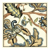 Jacobean Tile II