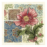 Rose Chintz I