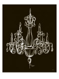 Elegant Chandelier I