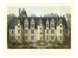 Petite French Chateaux III