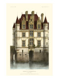 French Chateaux in Brick I