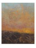 Coucher de soleil I Reproduction d'art par Norman Wyatt Jr.