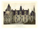 Petite French Chateaux VIII