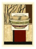 Printed Porcelain Garden II