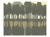 Lake at Dawn II Reproduction d'art par Norman Wyatt Jr.