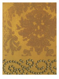 Damask with Nail Heads I