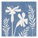 Blue Linen II