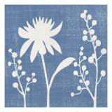Blue Linen I