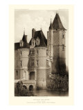 Sepia Chateaux VII
